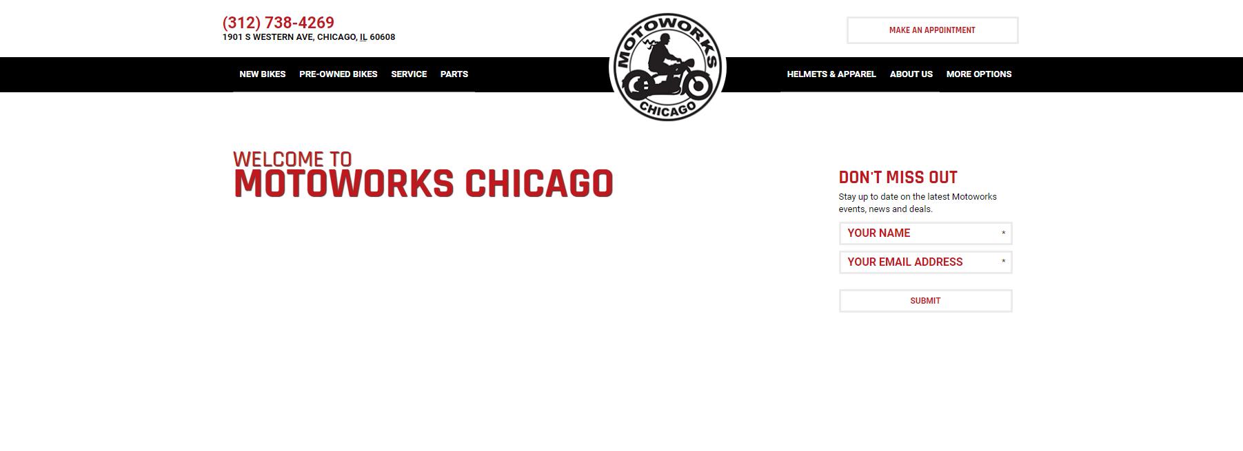 Motoworks Chicago
