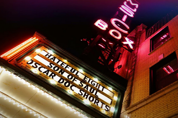 Theatres in Chicago