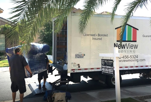 Removalists in Mesa