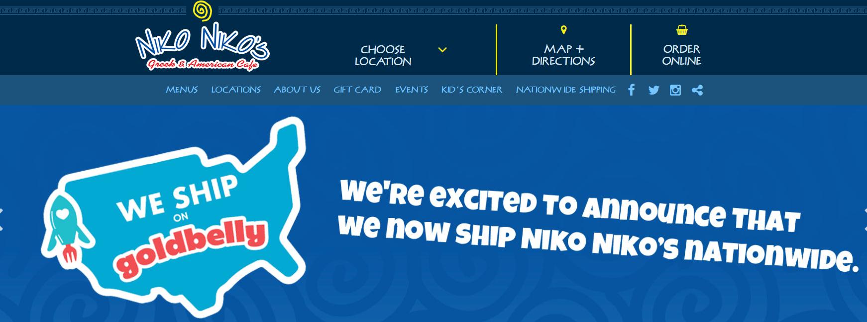 Niko Niko's Greek & American Cafe
