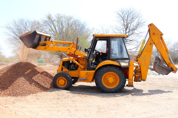 Heavy Machinery Rentals Baltimore