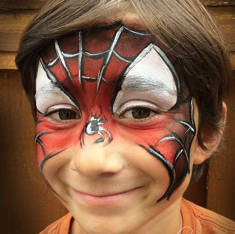 Face Painting in San Francisco