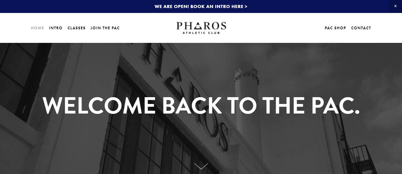Pharos Athletic Club in Los Angeles, CA