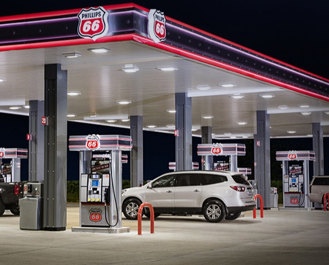 Top Petrol Stations in Denver