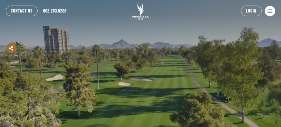 Phoenix Country Club in Phoenix, AZ