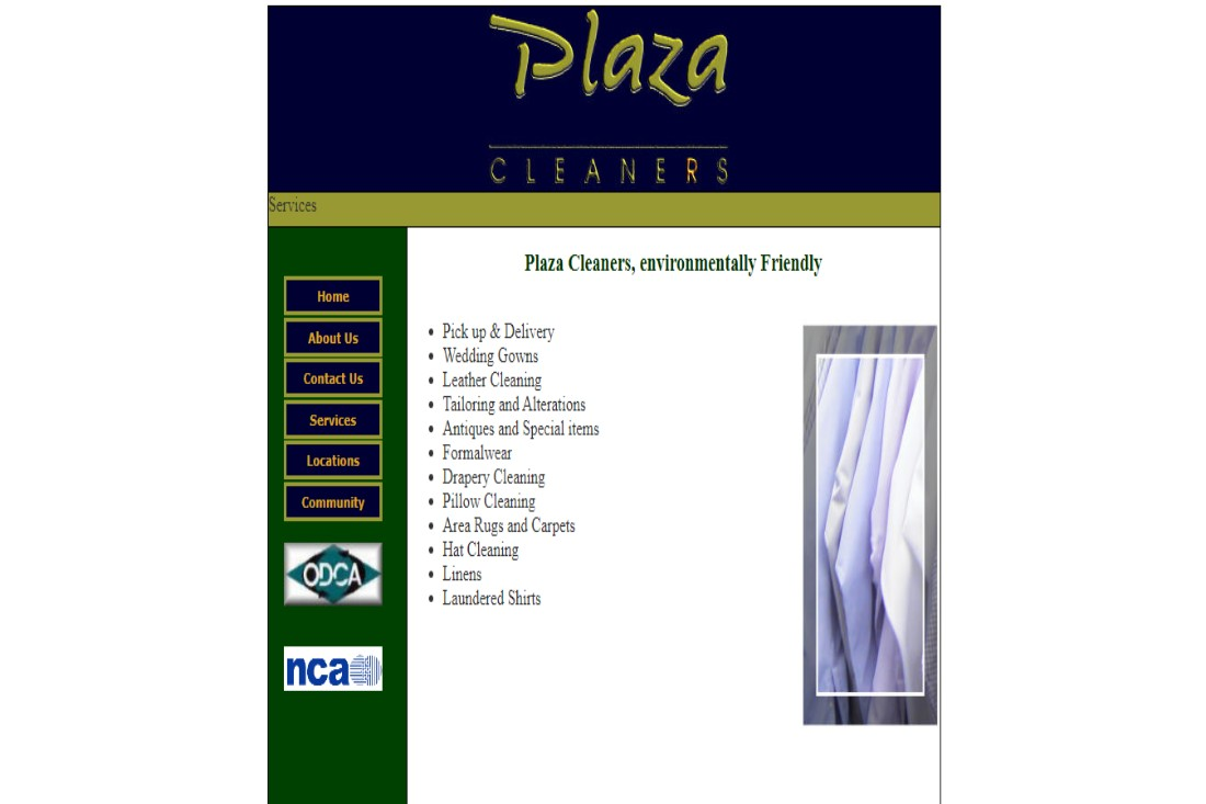 Plaza Dry Cleaners in Portland, OR