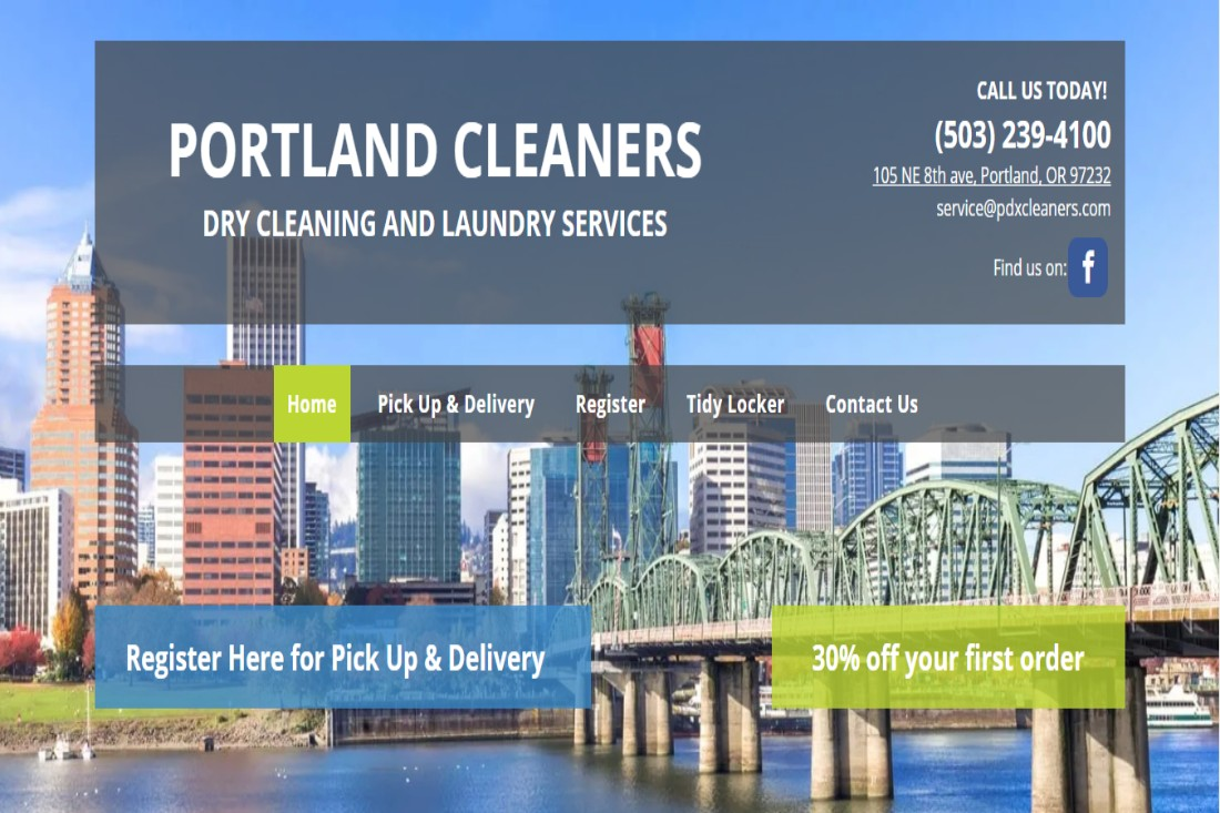 Portland Cleaners Dry Cleaners in Portland, OR