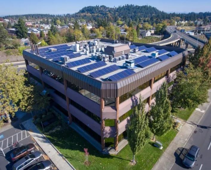 Solar Panels Portland