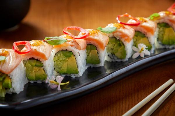 Good Sushi in Houston