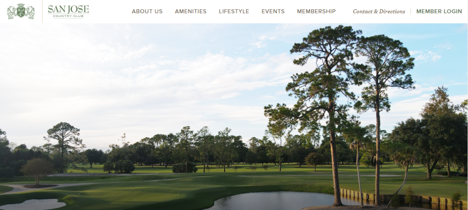 San Jose Country Club in Jacksonville, FL