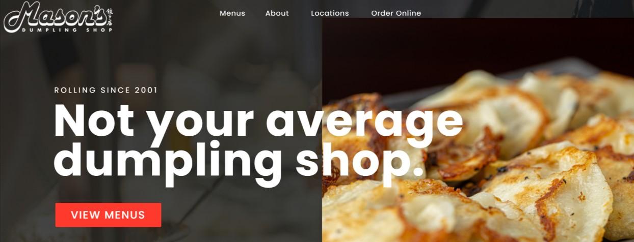 Best Dumpling Restaurants in Los Angeles