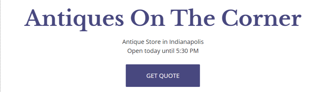 Best Antique Stores in Indianapolis