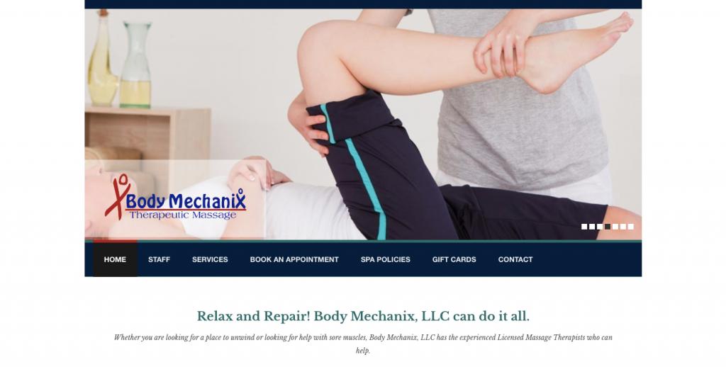 Body Mechanix LLC Sports Massage Memphis
