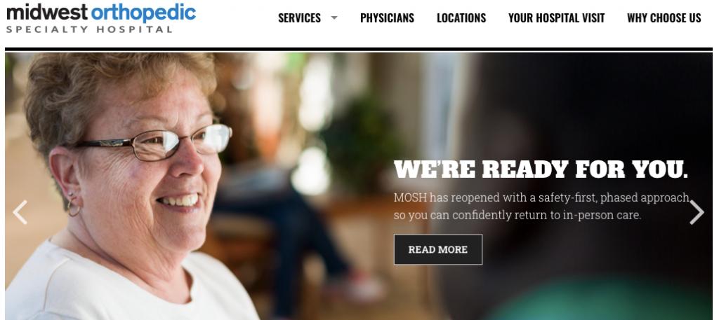 MOSH Orthopediatrician in Milwaukee