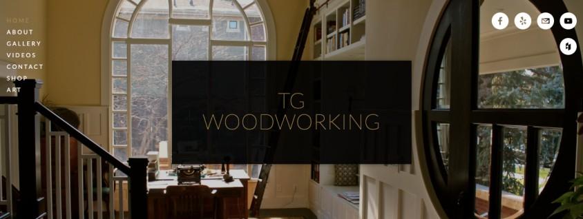 TG Woodworking Custom Cabinets Denver