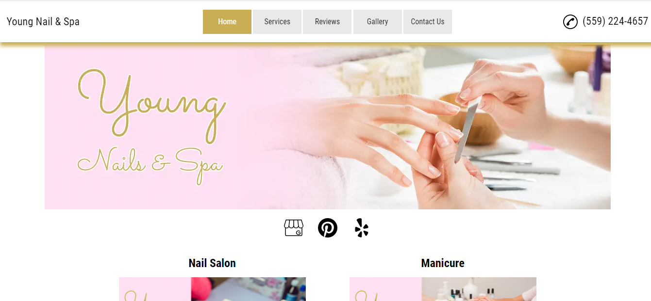 Best Nail Salons in Fresno