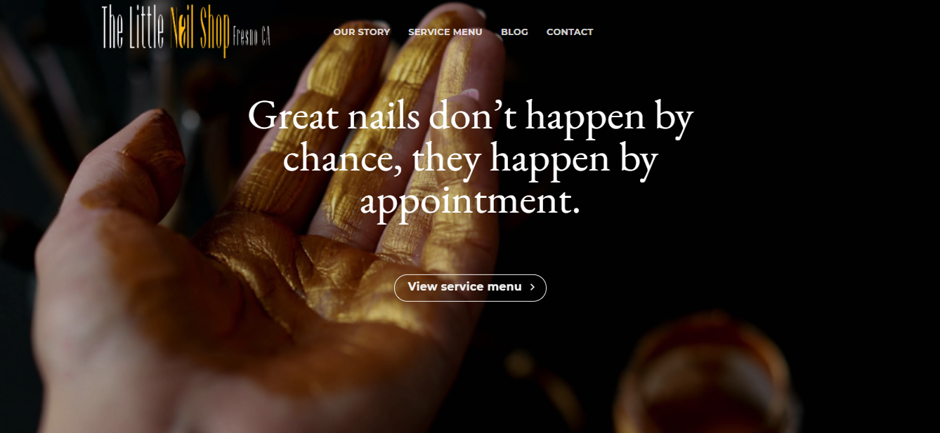 Top Nail Salons in Fresno