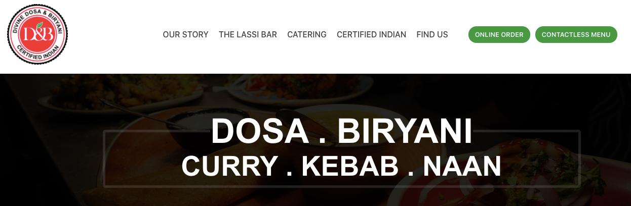 Divine Dosa Nepalese Restaurants
