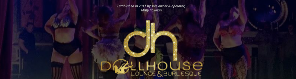 Dollhouse Dance Club in Oklahoma