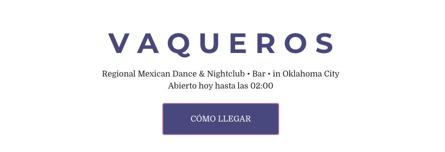 Vaqueros Best Dance Clubs in Oklahoma City