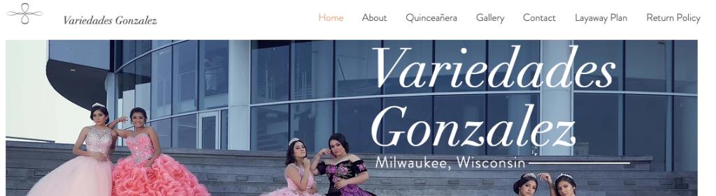 Variedades Best Formal Wear in Milwaukee