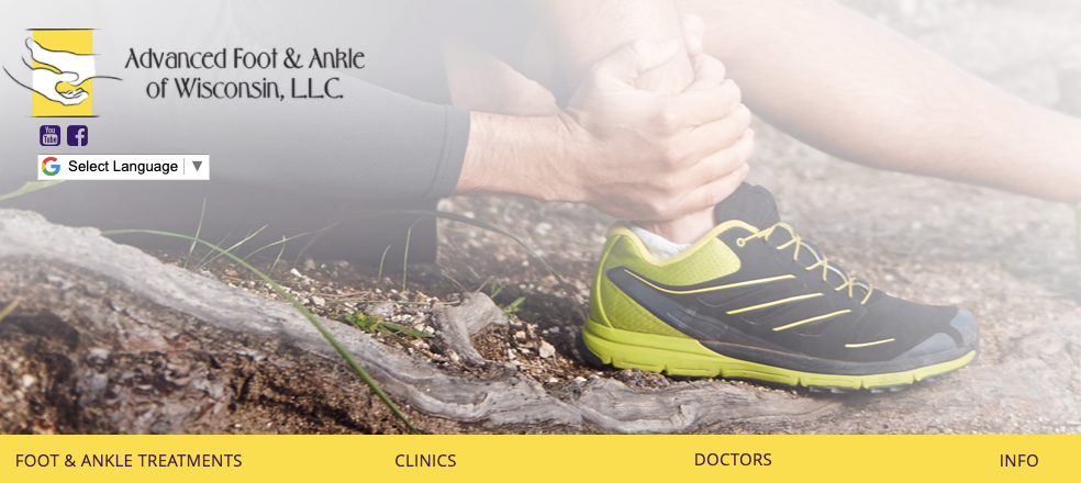 foot and ankle Milwaukee Orthopediatricians