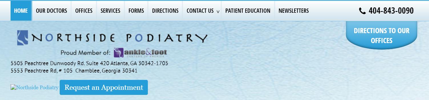 podiatrists in Atlanta