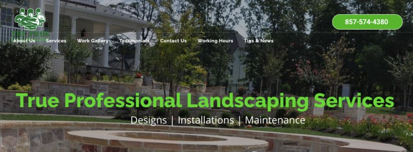 Pros Landscaping Boston Landscaping Companies