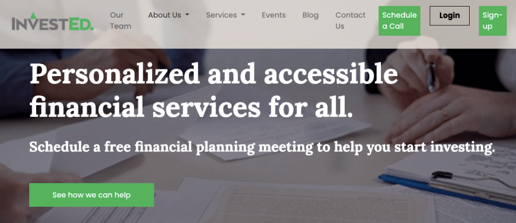 InvestEd Financial Services