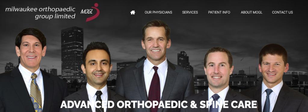 MOG Orthopediatrician Milwaukee