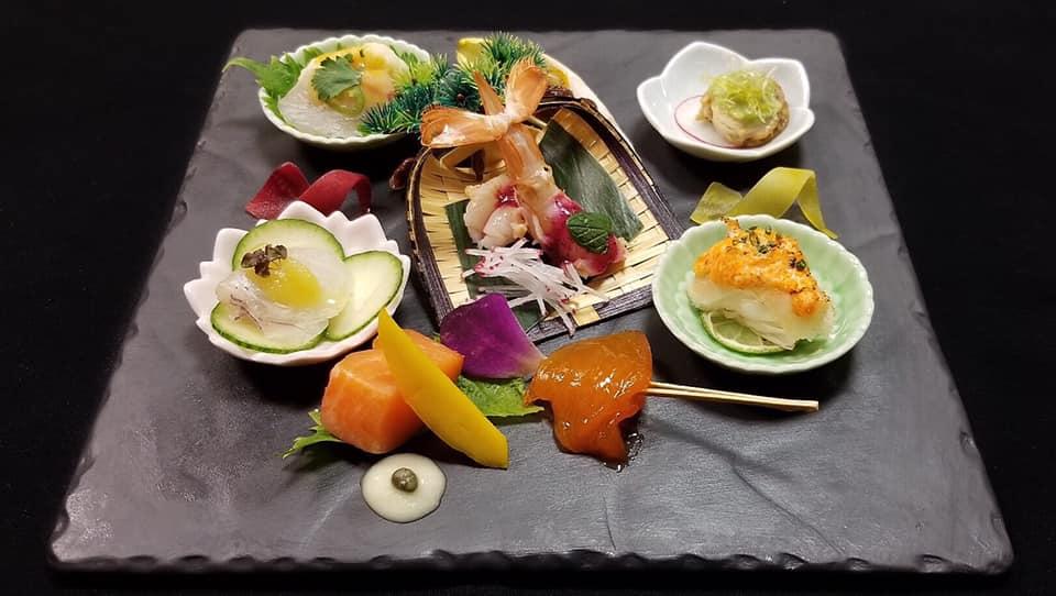 Top Sushi in Las Vegas