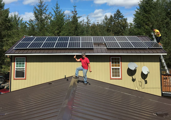 Top Solar Panels in Portland