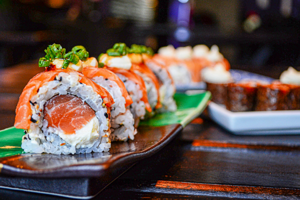 Sushi in St. Louis