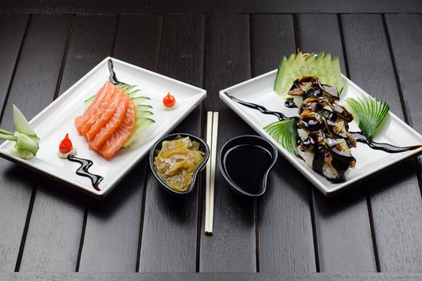 Sushi in Milwaukee