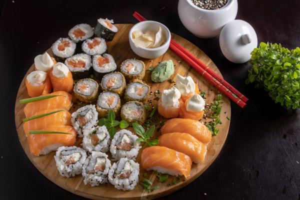 Good Sushi in Milwaukee