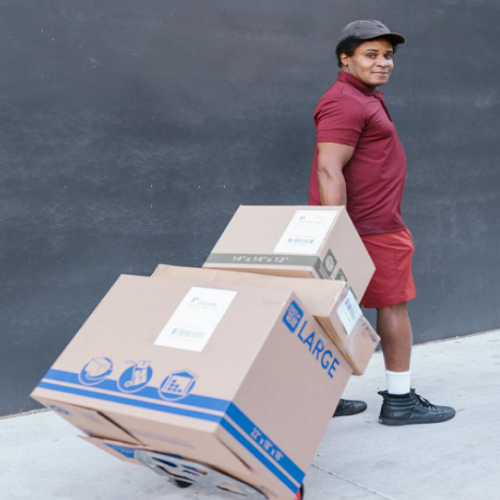 One of the best Courier Services in Las Vegas