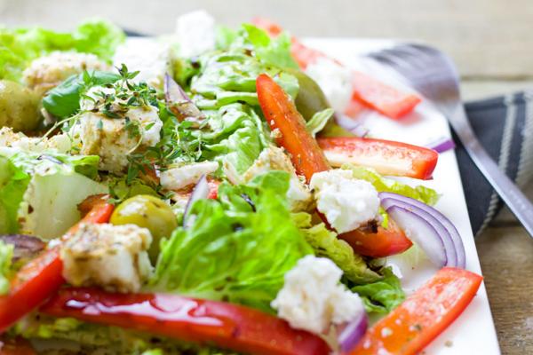 Good Vegetarian Restaurants in El Paso