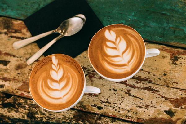 Cafe in Washington