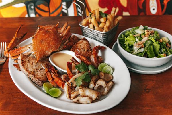 Top Seafood Restaurants in Albuquerque