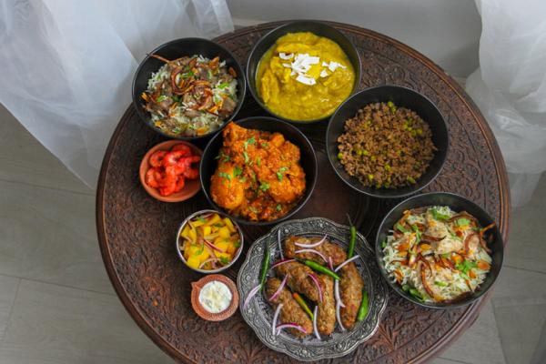 Indian Restaurants Oklahoma City