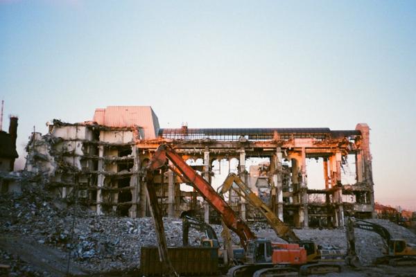 Demolition Builders in Austin