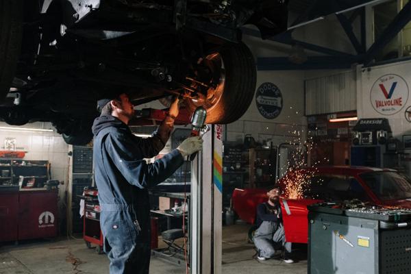 Mechanic Shops St. Louis