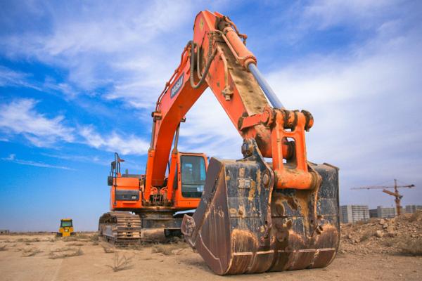 Heavy Machinery Rentals in Atlanta