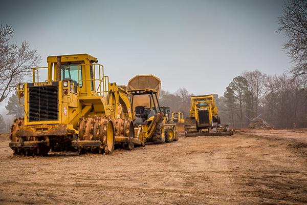 Heavy Machinery Rentals Atlanta