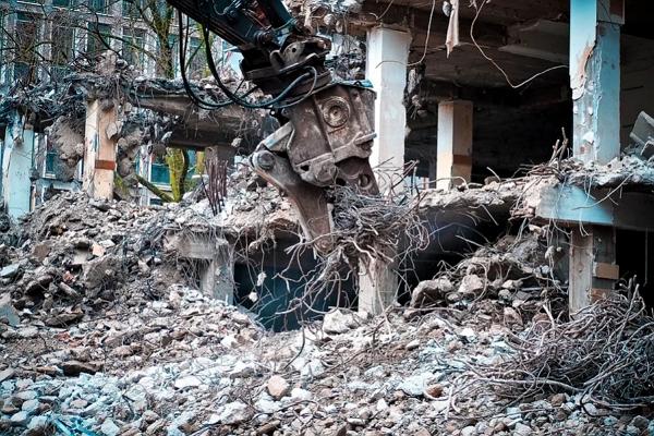 Demolition Builders Oklahoma City