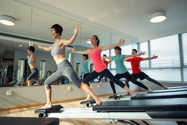 Good Pilates Studios in Denver