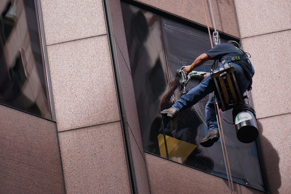 One of the best Window Cleaners in Washington