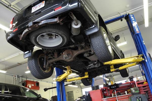 Good Mechanic Shops in Washington