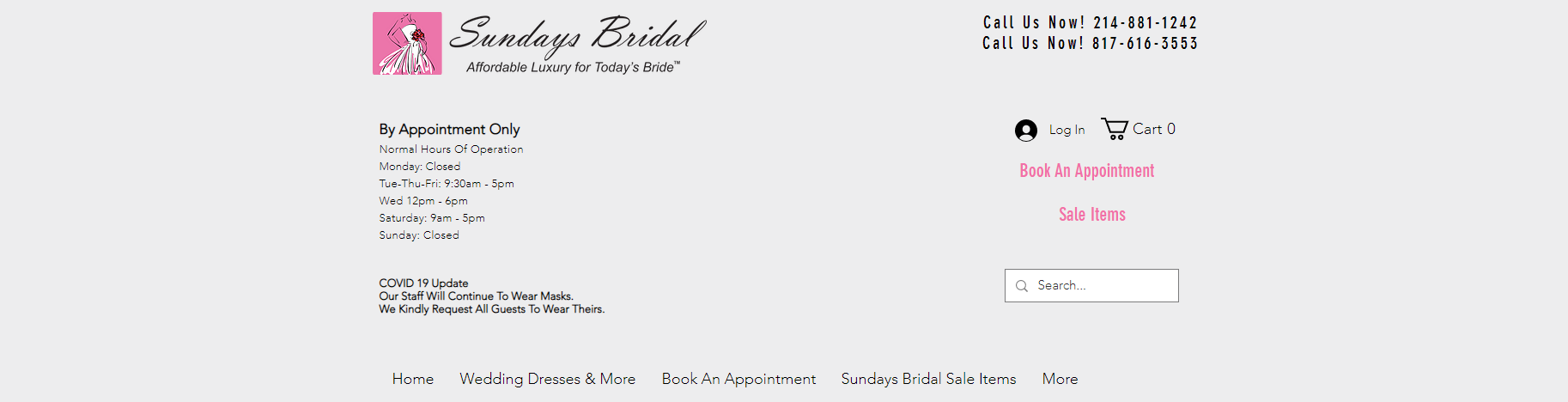 Sundays Bridal