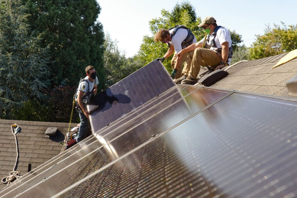 One of the best Solar Panels in Portland